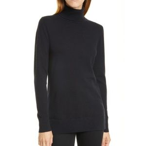 Nordstrom Signature Cashmere Turtleneck Sweater XS